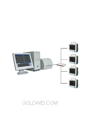 MODEL CMS9000 CENTRAL MONITOR SYSTEM