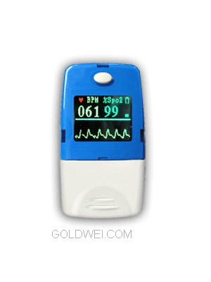 MODEL CMS50C FINGERTIP SPO2 AND PR OXIMETER