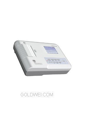 MODEL ECG300G DIGITAL THREE CHANNEL ECG  MACHINE