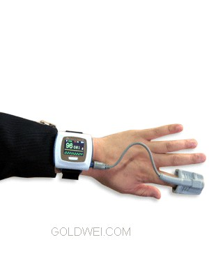 MODEL CMS50F FINGERTIP OXIMETER