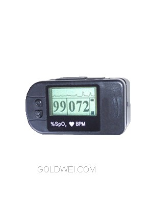 MODEL CMS50A FINGERTIP SPO2 AND PR OXIMETER