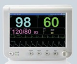 AGW8000M 7'' color TFT Display Portable Patient Monitor