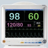 AGW8000S 12'' color TFT Display Portable Patient Monitor
