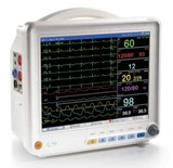 AGW8000 10.1 inch portable patient monitor
