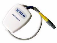 Low Flow SIDESTREAM End-Tidal CO2 (ETCO2) MODULE Model C300 compatible with Respironics Loflo CO2 sensor
