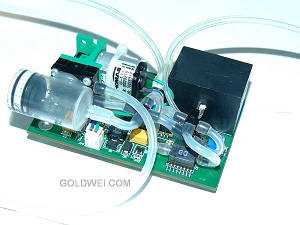 OEM ETCO2 MODULE (END-TIDAL CO2) CO2 MODULE MODEL C200 FOR MEASURING RESPIRATORY CARBON DIOXIDE CO2 SENSOR