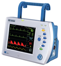 Multparameter Patient Monitor