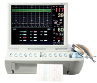 Model  PC-8000Pro Maternal & Fetal Monitor