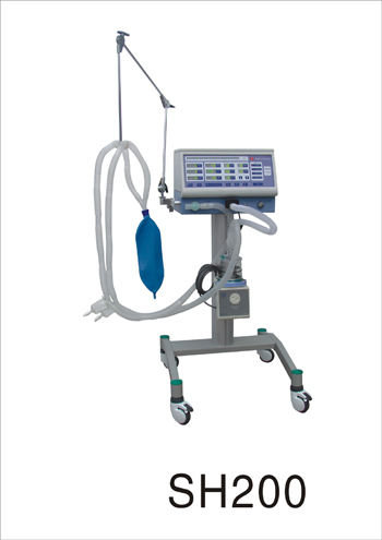VENTILATOR SHG200 FOR ADULT & PEDIATRIC
